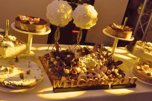 Buffet des desserts Prestige - Prestige Event's