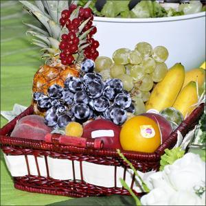 Prestige Event's - Corbeille de fruits