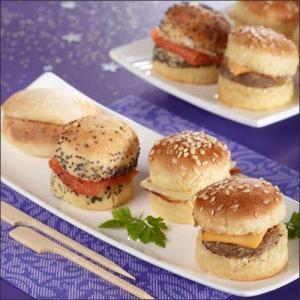 Prestige Event's - Mini burger