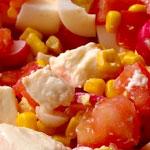 Prestige Event's - Salade de tomates mozarella
